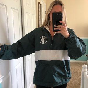 Jackets & Blazers - Alpha Phi Charles River Rain Jacket